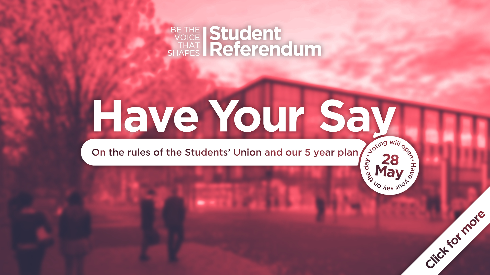 Students' Union Referendum